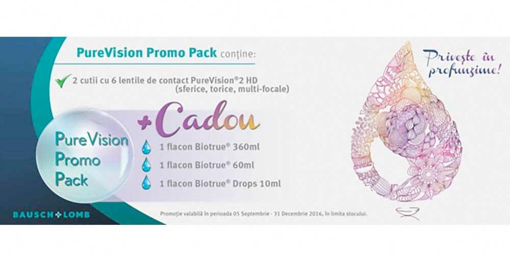 Privește în Profunzime cu Pure Vision Promo Pack!