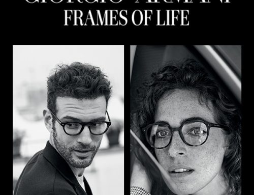 Frames of Life 2017 – ochelari Giorgio Armani